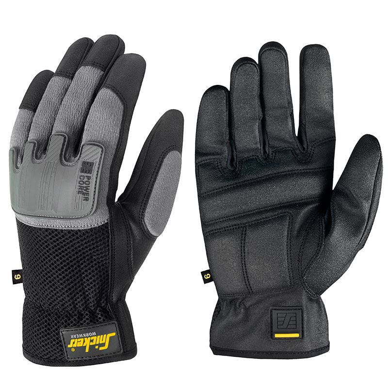Snickers Power Core Gloves 9585-0448