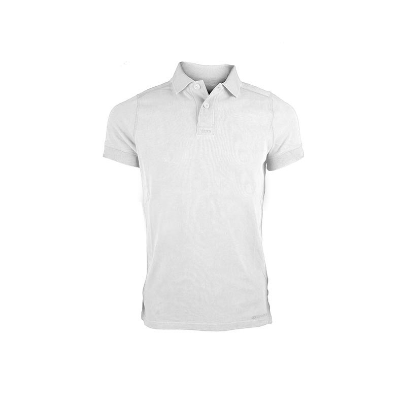 Dunderdon Polo Shirt T11 DW301143-wit