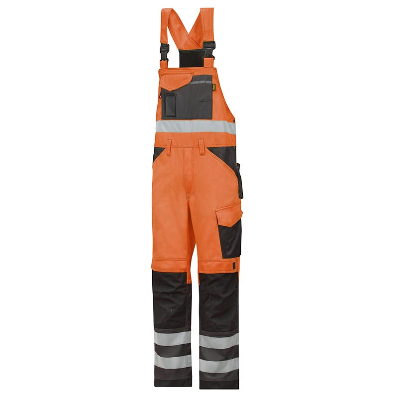 Snickers High Visibility Klasse Overall 0113-5574