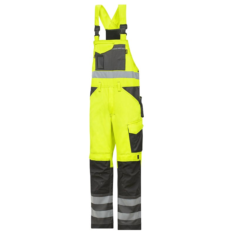 Snickers High Visibility Klasse Overall 0113-6674