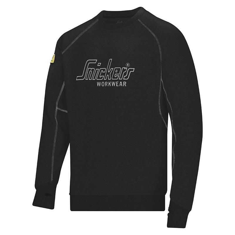 Snickers Logo Sweatshirt 2820-0400