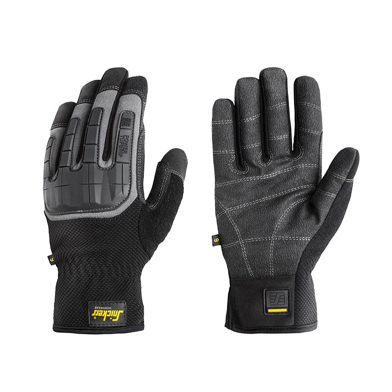 Snickers Power Tufgrip Gloves 9584-0448