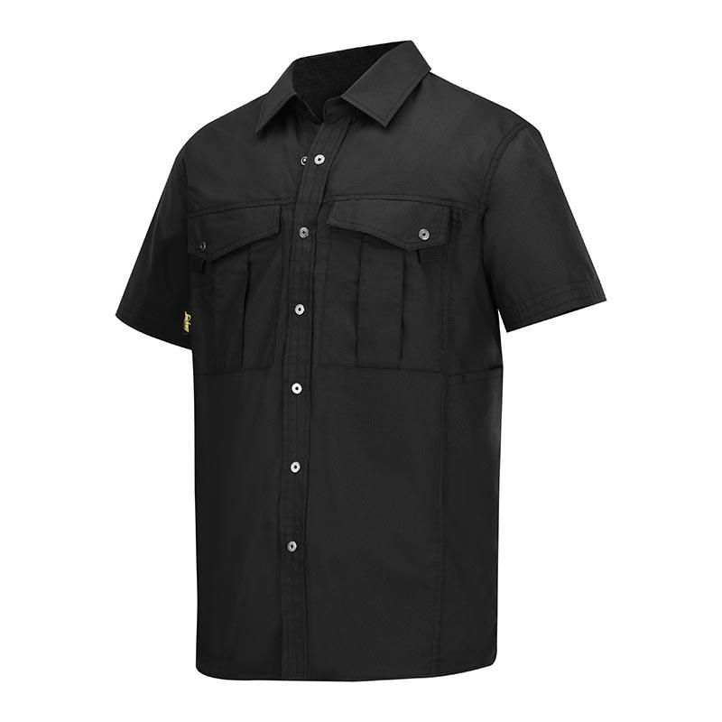 Snickers Rib Stop Shirt korte mouwen 8506-0400