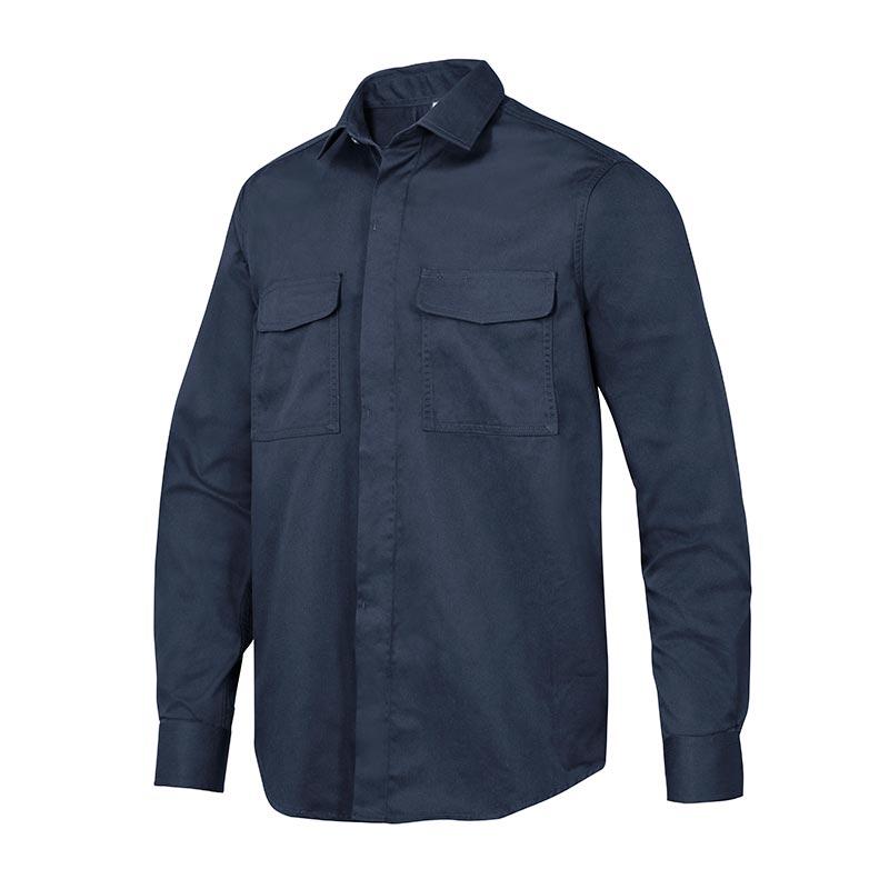 Snickers Service Shirt lange mouwen 8510-9500