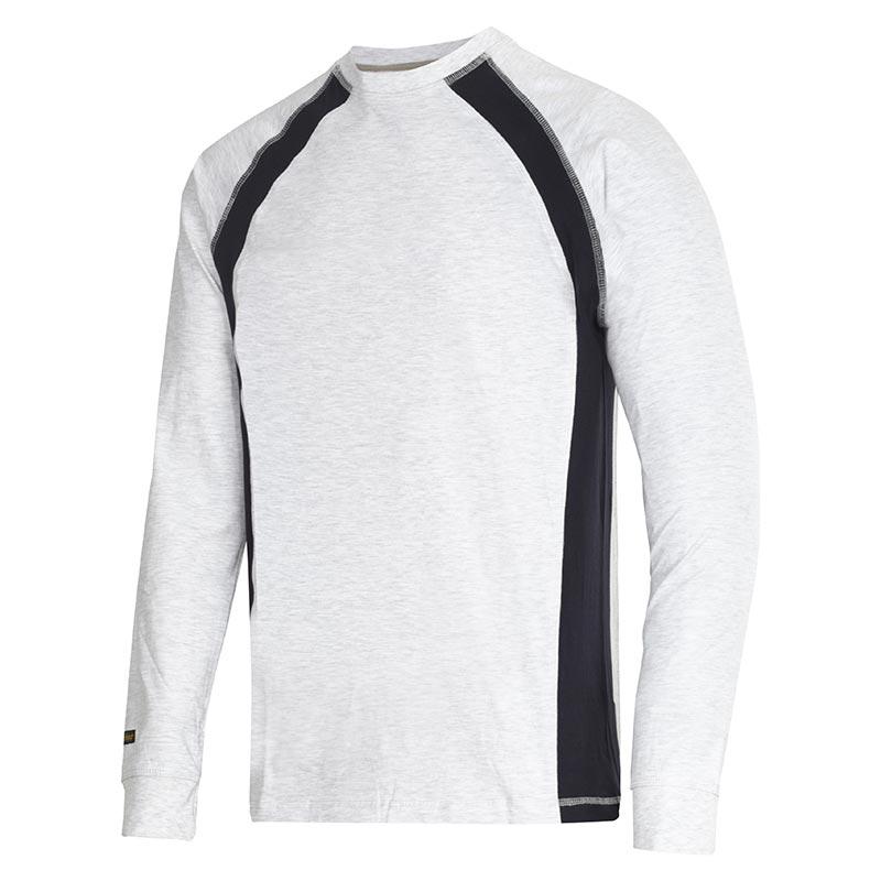 Snickers T-shirt Lange mouwen 2402-0795