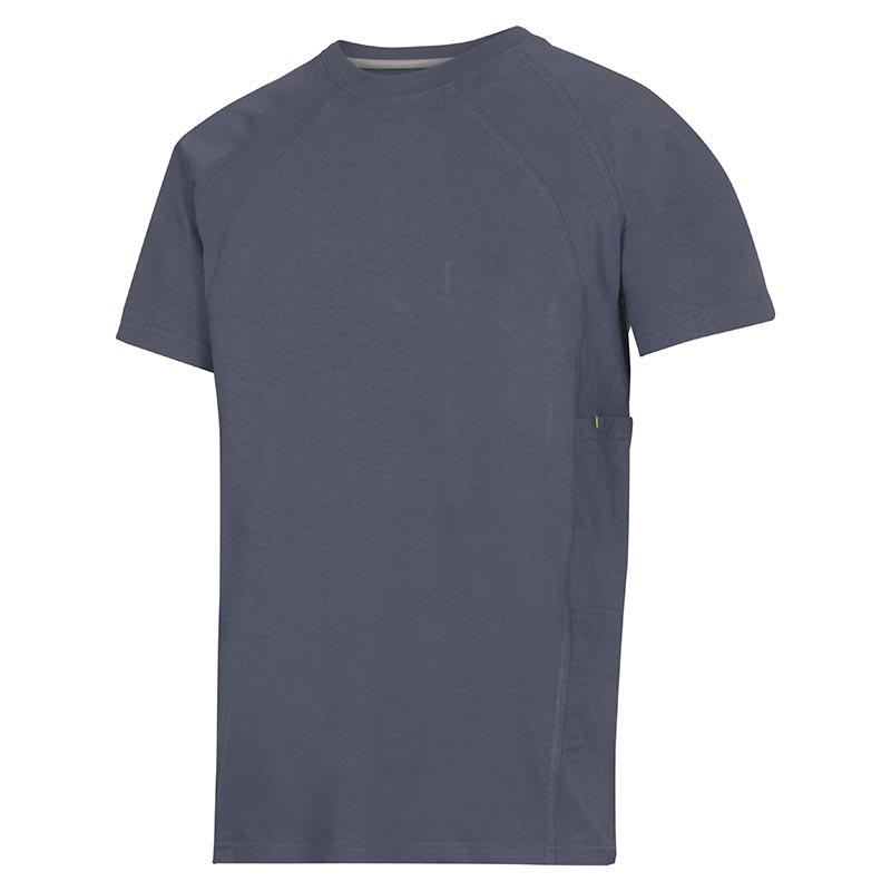 Snickers T-shirt met Multipockets 2504-5800