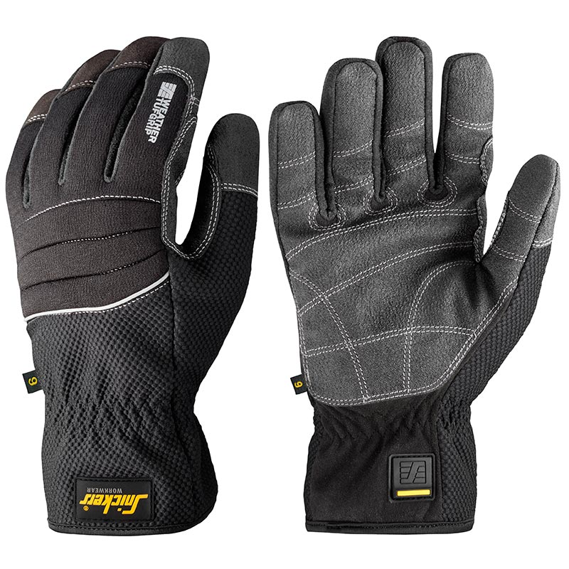Snickers Weather Tufgrip Gloves 9583-0404