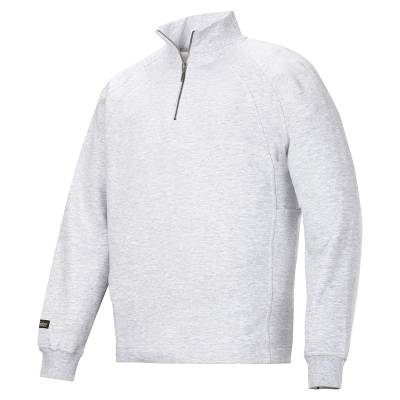 Snickers 2813 ½ Zip Sweatshirt met MultiPockets-1800