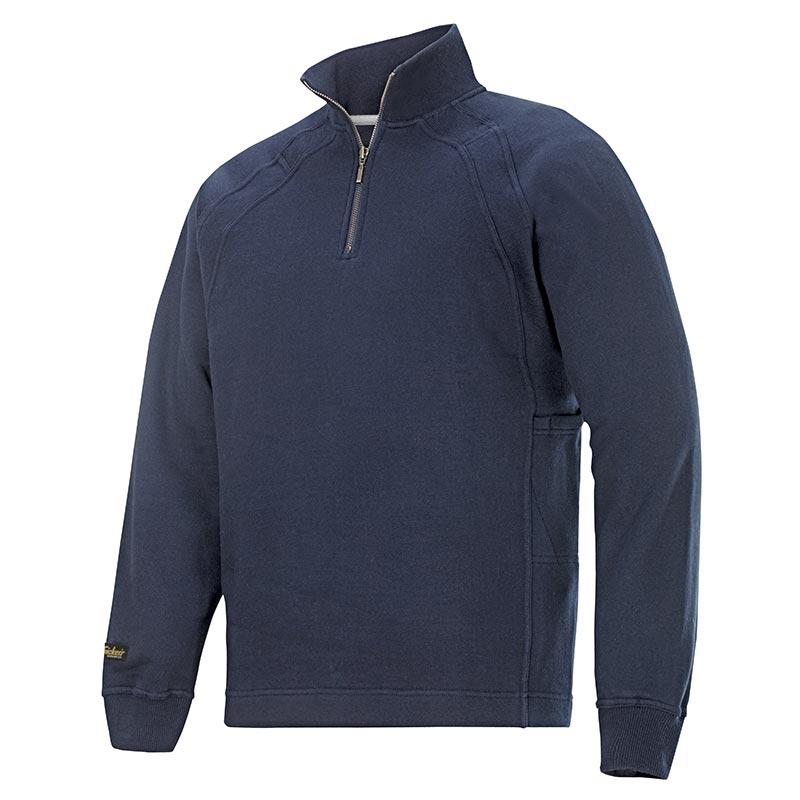 Snickers Zip Sweatshirt Multipockets 2813-9500