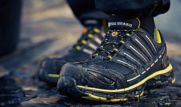 ToeGuard Shoe