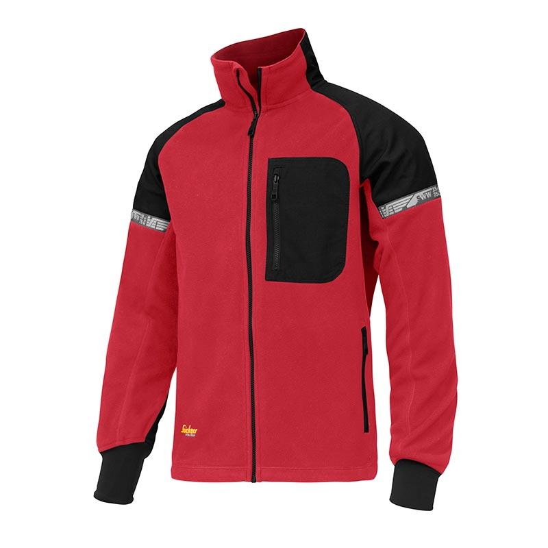 Snickers 8005 AllroundWork Windproof Fleece Jack 8005-1604