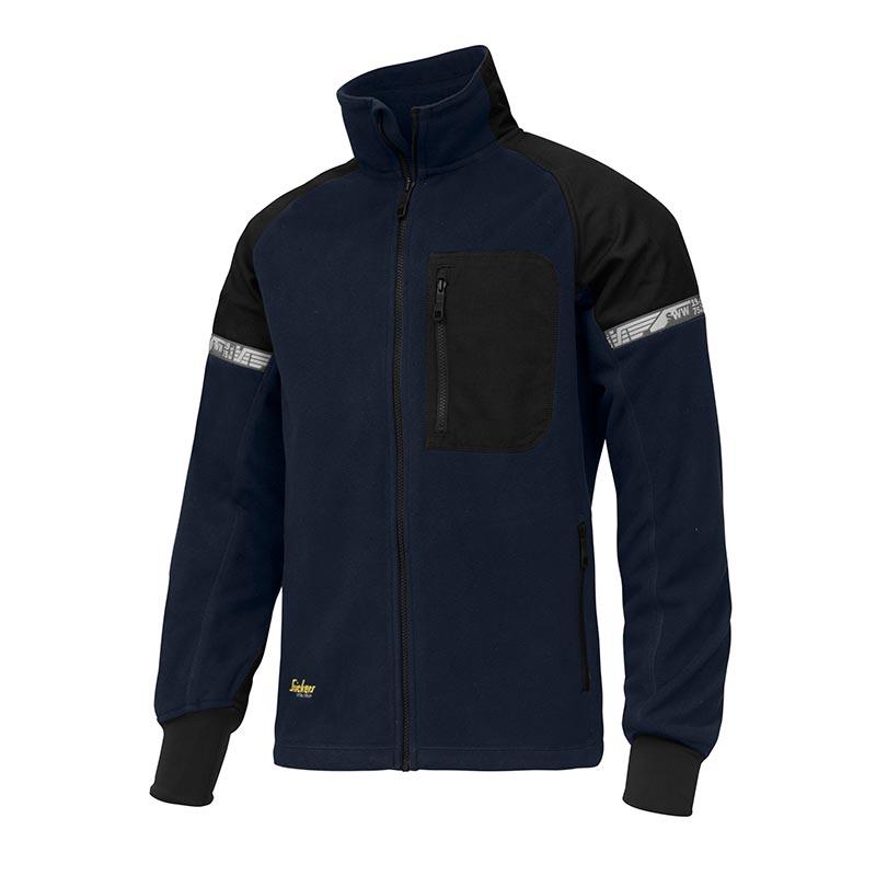Snickers 8005 AllroundWork Windproof Fleece Jack 8005-9504
