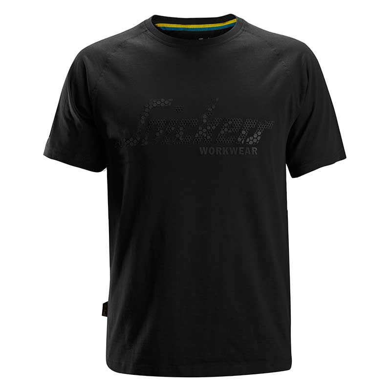 Snickers 2580 Logo T-shirt-0400