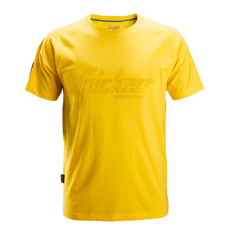 Snickers 2580 Logo T-shirt-0600