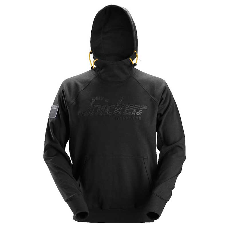 Snickers 2881 Logo Hoodie-0400