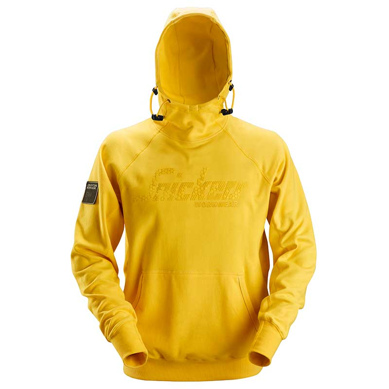 Snickers 2881 Logo Hoodie-0600