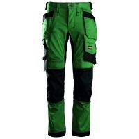 Productafbeelding 6241 Stretch werkbroek groen