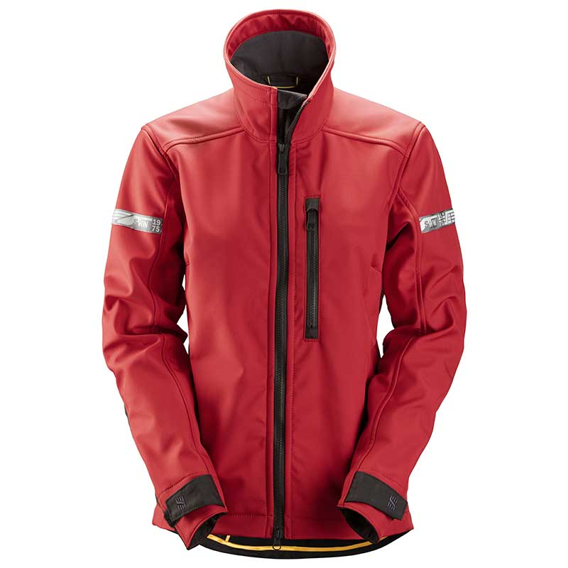 Snickers 1207 Allround Work Softshell Damesjack-1604