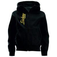 Snickers junior hoodie 7508 black