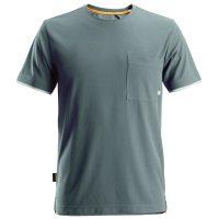 Snickers 2598 37.5 t-shirt grijs